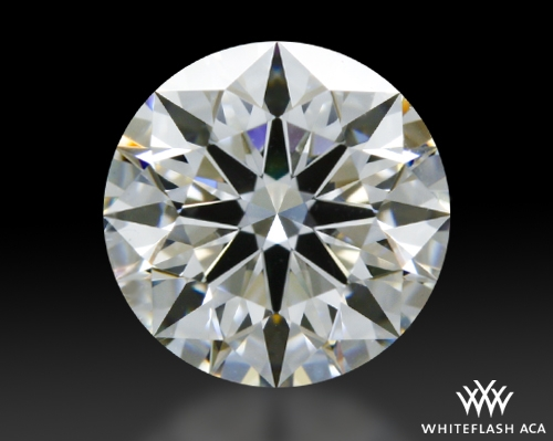 0.806 ct G VVS2 A CUT ABOVE® Hearts and Arrows Super Ideal Round Cut Loose Diamond