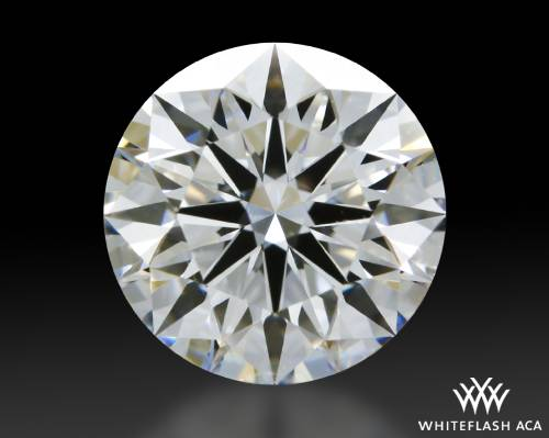 1.228 ct E VVS2 A CUT ABOVE® Hearts and Arrows Super Ideal Round Cut Loose Diamond