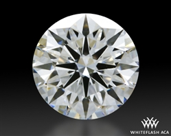 1.228 ct E VVS2 A CUT ABOVE® Hearts and Arrows Super Ideal Round Cut Loose Diamond