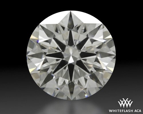 2.221 ct F VS1 A CUT ABOVE® Hearts and Arrows Super Ideal Round Cut Loose Diamond
