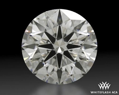 1.227 ct E VS2 A CUT ABOVE® Hearts and Arrows Super Ideal Round Cut Loose Diamond