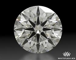 1.227 ct E VS2 A CUT ABOVE® Hearts and Arrows Super Ideal Round Cut Loose Diamond