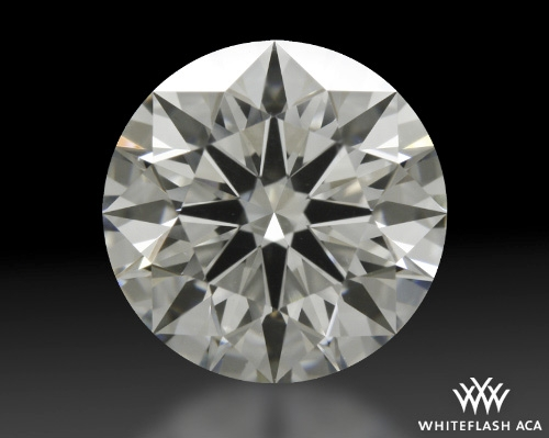 1.714 ct H VS1 A CUT ABOVE® Hearts and Arrows Super Ideal Round Cut Loose Diamond