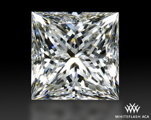 1.79 ct G VS2 A CUT ABOVE® Princess Super Ideal Cut Diamond