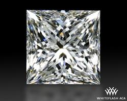 1.79 ct G VS2 A CUT ABOVE® Princess Super Ideal Cut Diamond