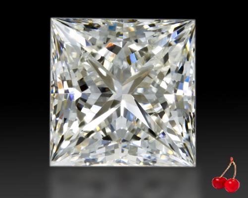 1.508 ct G SI1 Expert Selection Princess Cut Loose Diamond