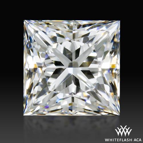 0.602 ct F VS1 A CUT ABOVE® Princess Super Ideal Cut Diamond