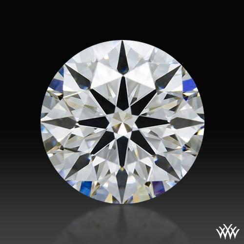 0.808 ct E VS1 A CUT ABOVE® Hearts and Arrows Super Ideal Round Cut Loose Diamond