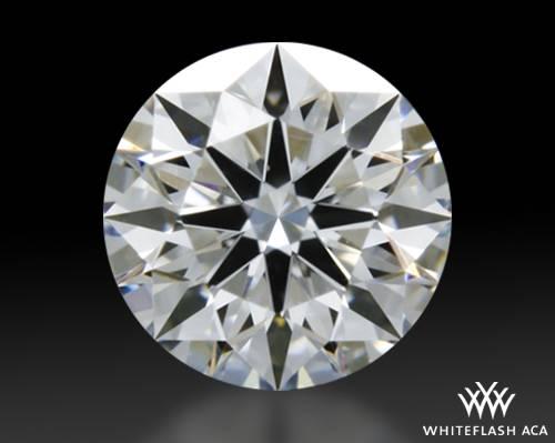0.304 ct D VVS1 A CUT ABOVE® Hearts and Arrows Super Ideal Round Cut Loose Diamond