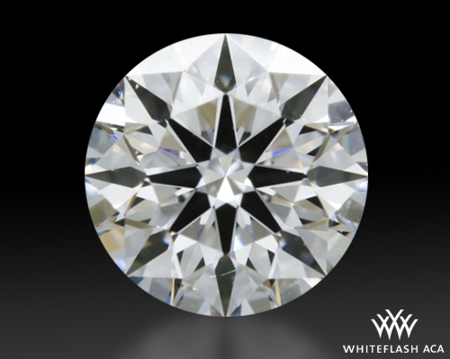 0.31 ct D VVS1 A CUT ABOVE® Hearts and Arrows Super Ideal Round Cut Loose Diamond