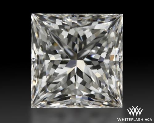 1.043 ct F VS1 A CUT ABOVE® Princess Super Ideal Cut Diamond