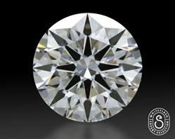 0.621 ct E VS2 Expert Selection Round Cut Loose Diamond