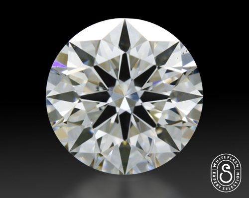 0.595 ct F VS2 Expert Selection Round Cut Loose Diamond