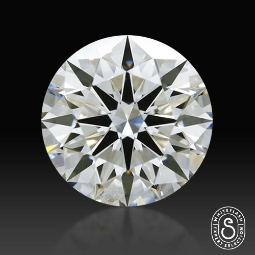 1.538 ct H SI1 Expert Selection Round Cut Loose Diamond