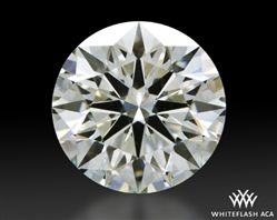 1.221 ct H VS1 A CUT ABOVE® Hearts and Arrows Super Ideal Round Cut Loose Diamond