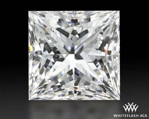 1.696 ct F VS1 A CUT ABOVE® Princess Super Ideal Cut Diamond