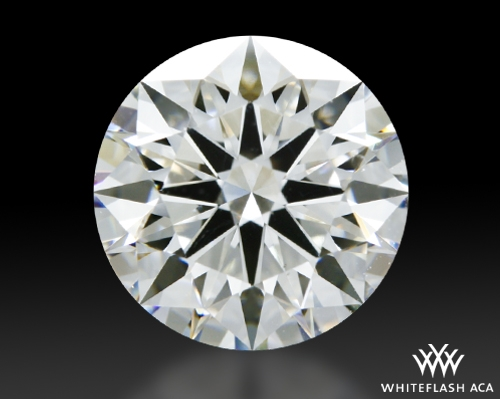 2.008 ct G VS2 A CUT ABOVE® Hearts and Arrows Super Ideal Round Cut Loose Diamond