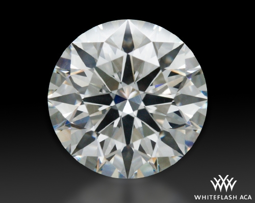 2.532 ct H SI1 A CUT ABOVE® Hearts and Arrows Super Ideal Round Cut Loose Diamond