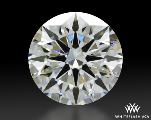 2.026 ct G VS2 A CUT ABOVE® Hearts and Arrows Super Ideal Round Cut Loose Diamond