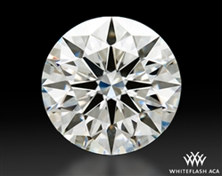 1.723 ct G VS1 A CUT ABOVE® Hearts and Arrows Super Ideal Round Cut Loose Diamond