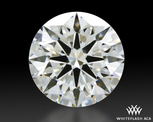 1.767 ct H VS1 A CUT ABOVE® Hearts and Arrows Super Ideal Round Cut Loose Diamond