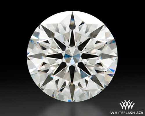 1.50 ct G SI1 A CUT ABOVE® Hearts and Arrows Super Ideal Round Cut Loose Diamond