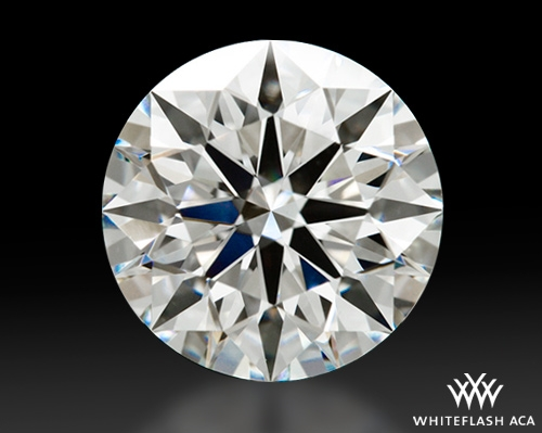 1.673 ct I VS1 A CUT ABOVE® Hearts and Arrows Super Ideal Round Cut Loose Diamond