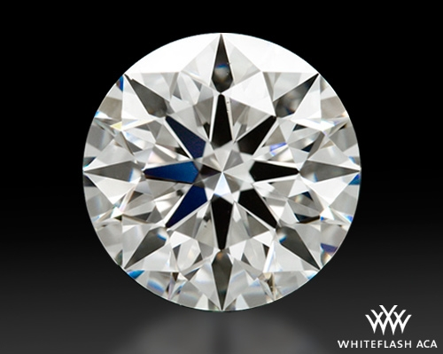 1.23 ct G SI1 A CUT ABOVE® Hearts and Arrows Super Ideal Round Cut Loose Diamond