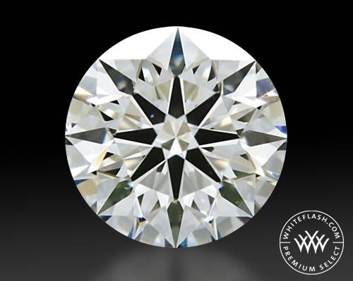 1.014 ct H SI1 Premium Select Round Cut Loose Diamond