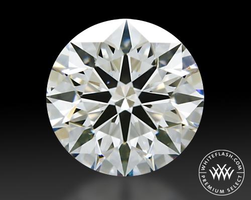 1.014 ct H SI1 Premium Select Round Cut Loose Diamond