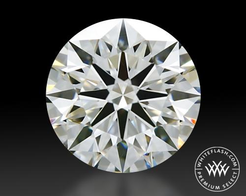 1.062 ct H VS2 Premium Select Round Cut Loose Diamond