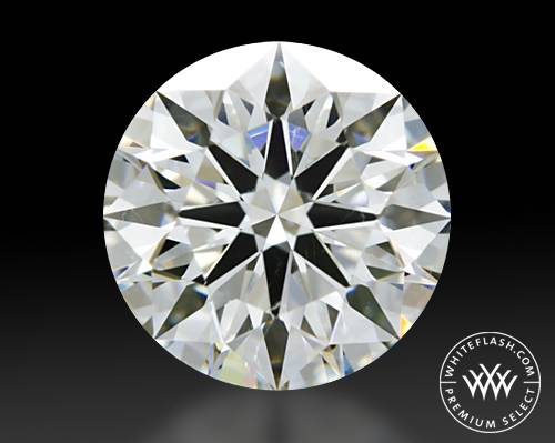 1.158 ct H SI1 Premium Select Round Cut Loose Diamond