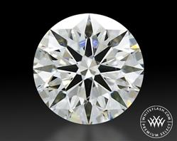 1.158 ct H SI1 Premium Select Round Cut Loose Diamond