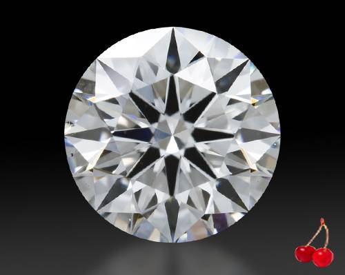 0.861 ct F VS2 Expert Selection Round Cut Loose Diamond