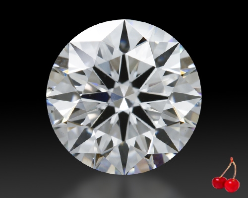 0.861 ct F VS2 Expert Selection Round Cut Loose Diamond