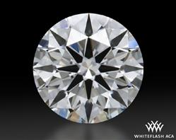 0.824 ct E VS1 A CUT ABOVE® Hearts and Arrows Super Ideal Round Cut Loose Diamond