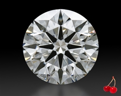0.79 ct H VS2 Expert Selection Round Cut Loose Diamond