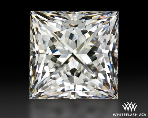 2.234 ct G VS1 A CUT ABOVE® Princess Super Ideal Cut Diamond