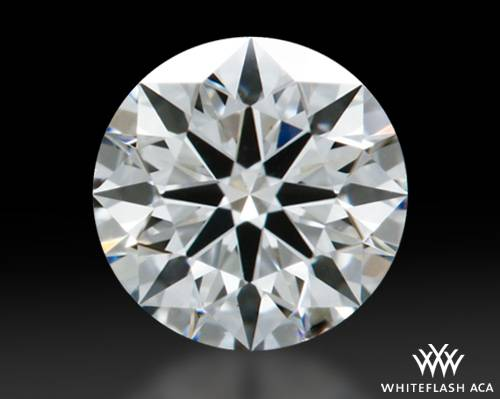 0.472 ct G SI1 A CUT ABOVE® Hearts and Arrows Super Ideal Round Cut Loose Diamond