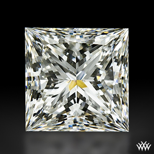 1.013 ct G VVS2 A CUT ABOVE® Princess Super Ideal Cut Diamond