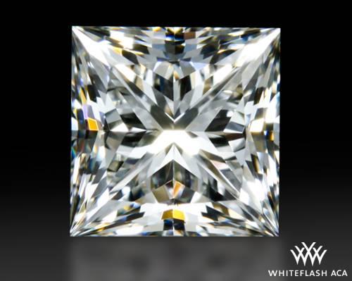 0.705 ct I VS2 A CUT ABOVE® Princess Super Ideal Cut Diamond