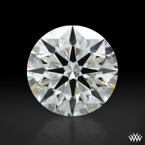 0.528 ct F VS1 Expert Selection Round Cut Loose Diamond
