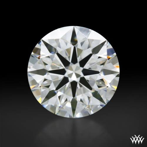 0.52 ct G VS1 A CUT ABOVE® Hearts and Arrows Super Ideal Round Cut Loose Diamond