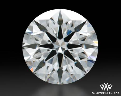 0.607 ct G VS2 A CUT ABOVE® Hearts and Arrows Super Ideal Round Cut Loose Diamond