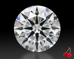 0.618 ct H SI1 Expert Selection Round Cut Loose Diamond
