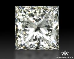 0.81 ct H VVS2 A CUT ABOVE® Princess Super Ideal Cut Diamond