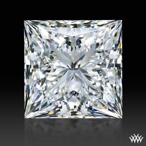 1.031 ct H VS1 A CUT ABOVE® Princess Super Ideal Cut Diamond