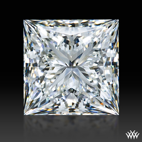 1.031 ct H VS1 A CUT ABOVE® Princess Super Ideal Cut Diamond