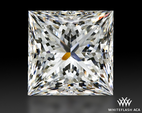 0.982 ct G VS1 A CUT ABOVE® Princess Super Ideal Cut Diamond