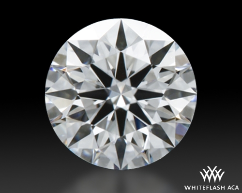 0.31 ct H VS1 A CUT ABOVE® Hearts and Arrows Super Ideal Round Cut Loose Diamond